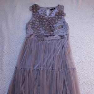 Ryu Tulle Dress Size Small